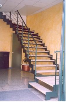 scale interne e di arredo